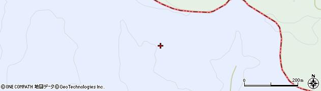 福島県天栄村(岩瀬郡)牧之内(入矢中)周辺の地図