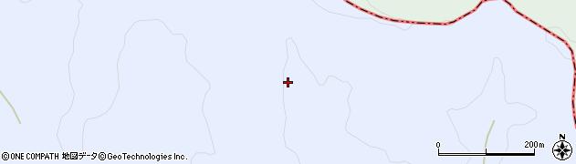 福島県天栄村(岩瀬郡)牧之内(深堀)周辺の地図