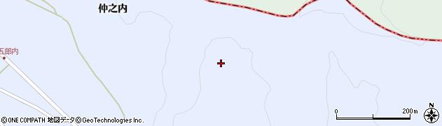 福島県天栄村(岩瀬郡)牧之内(上郷戸入)周辺の地図