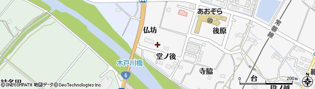 鈴木工務店 楢葉事務所周辺の地図