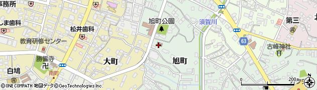 須賀川労働基準監督署・須賀川総合労働相談コーナー周辺の地図