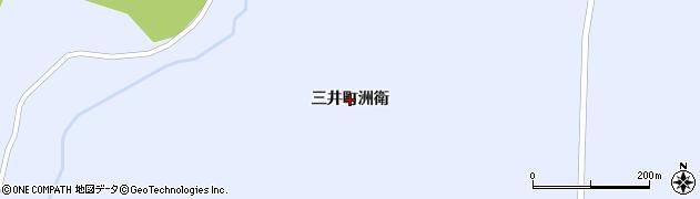 石川県輪島市三井町(洲衛)周辺の地図