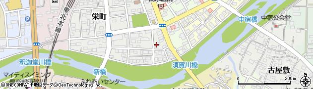 東北石材石崎商会有限会社周辺の地図
