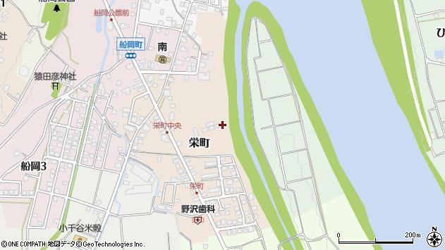 〒947-0011 新潟県小千谷市栄町の地図