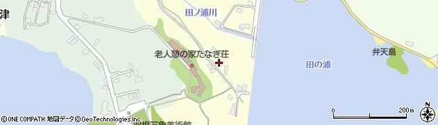能登森林組合 宇出津事業所周辺の地図