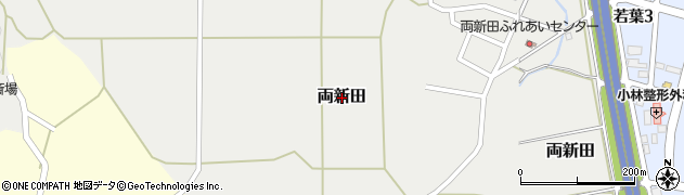 新潟県小千谷市両新田周辺の地図