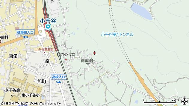 〒947-0003 新潟県小千谷市ひ生の地図