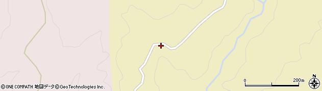 石川県輪島市門前町宮古場(イ)周辺の地図