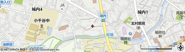 JA越後おぢや 本店金融共済部金融課周辺の地図