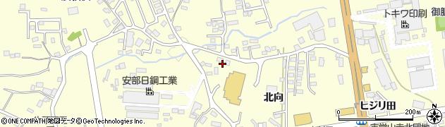 ロードレスキュー福島周辺の地図