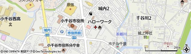 新潟県保健衛生センター 中越支所周辺の地図