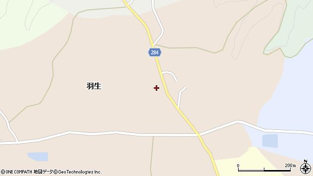 〒927-0561 石川県鳳珠郡能登町羽生いの地図