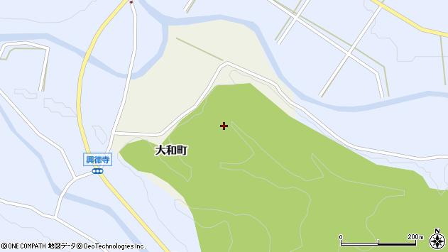 〒929-2364 石川県輪島市大和町の地図