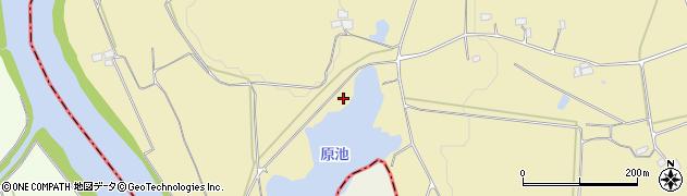 福島県郡山市田村町御代田(源右エ門平)周辺の地図