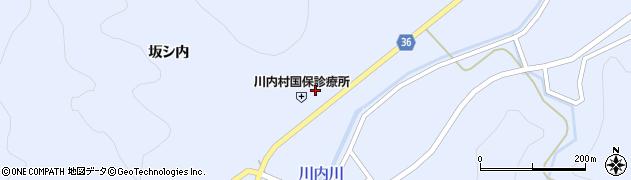川内村 在宅介護支援センター周辺の地図
