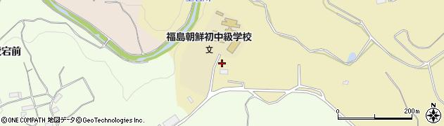 福島県郡山市田村町金沢(豆田)周辺の地図