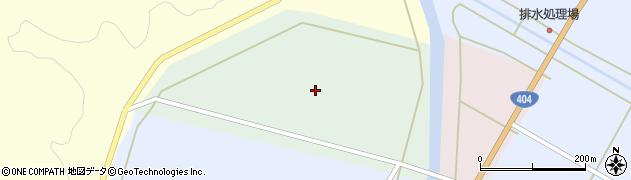 新潟県長岡市下新田周辺の地図
