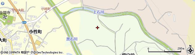 福島県郡山市田村町大供(久保田)周辺の地図