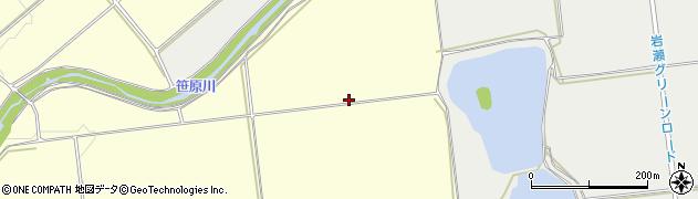 福島県郡山市三穂田町下守屋(地神)周辺の地図