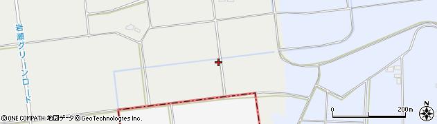 福島県郡山市三穂田町富岡(桶田)周辺の地図
