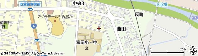 株式会社東幸 福島復興事業所周辺の地図