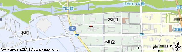 株式会社タム周辺の地図