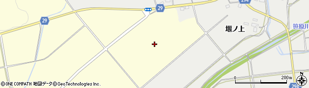 福島県郡山市三穂田町下守屋(泥渕)周辺の地図