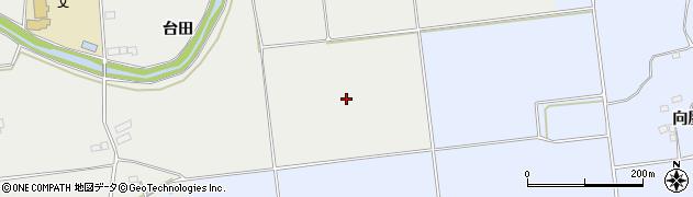 福島県郡山市三穂田町富岡(藤八)周辺の地図