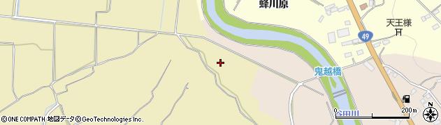 福島県郡山市田村町正直(河原)周辺の地図