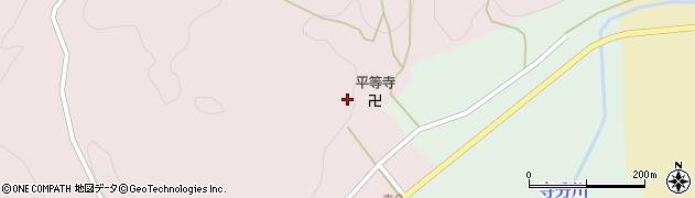 あじさい花灯り回廊周辺の地図