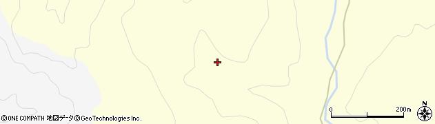 福島県郡山市湖南町中野(番小屋)周辺の地図