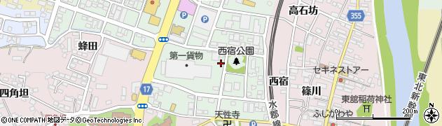 keyの110番24周辺の地図