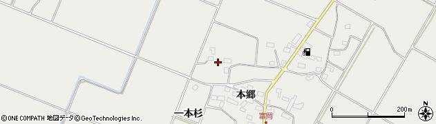 福島県郡山市三穂田町富岡(下茂内)周辺の地図