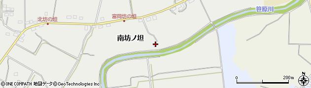 福島県郡山市三穂田町富岡(蟹内)周辺の地図