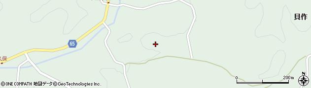 福島県郡山市中田町下枝(東南)周辺の地図