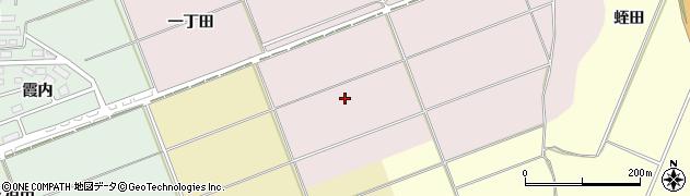 福島県郡山市田村町金屋(平栗田)周辺の地図