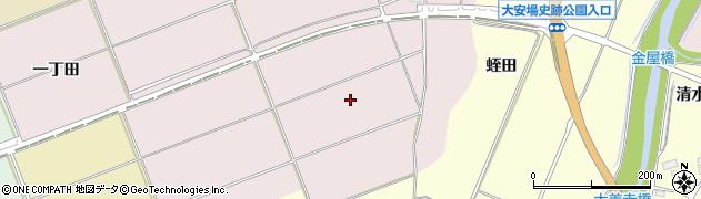 福島県郡山市田村町金屋(力石)周辺の地図