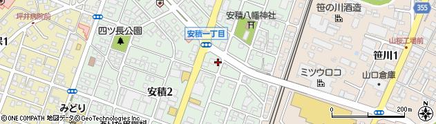 ピースネット ミニリフォ周辺の地図