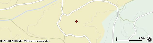 福島県郡山市中田町海老根(東ノ内)周辺の地図