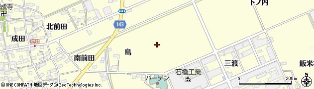 福島県郡山市安積町成田(両留)周辺の地図