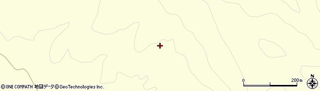 福島県郡山市湖南町中野(由ケ入)周辺の地図