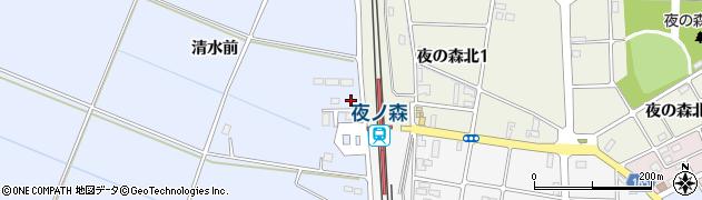 美容室ミスト周辺の地図