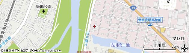 株式会社JA郡山市協同サービス JA郡山東斎場周辺の地図