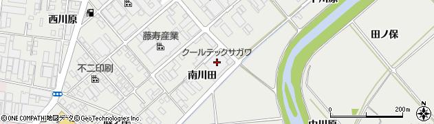 株式会社クールテックサガワ 郡山東冷凍倉庫周辺の地図