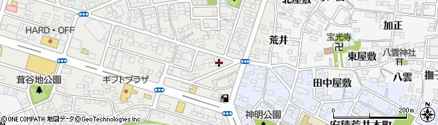 行政書士いしづか事務所周辺の地図
