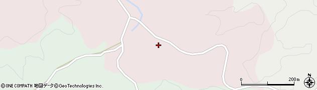 福島県郡山市中田町牛縊本郷(向山)周辺の地図