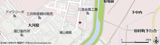 株式会社白川商店 オートリサイクル事業部周辺の地図