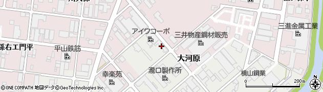 株式会社ヤマキ電気 郡山事業所周辺の地図