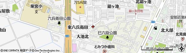 矢内工務店周辺の地図