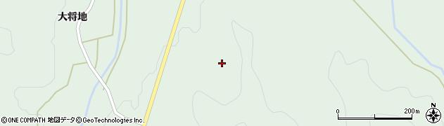 福島県郡山市湖南町福良(一本木)周辺の地図